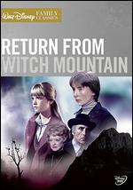 Return From Witch Mountain [Walt Disney Family Classics]