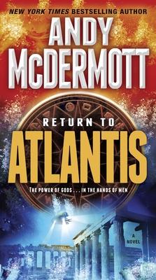 Return to Atlantis - McDermott, Andy