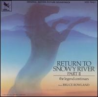 Return to Snowy River, Part II [Original Motion Picture Soundtrack] - Bruce Rowland