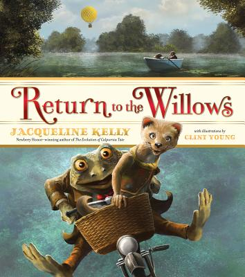 Return to the Willows - Kelly, Jacqueline