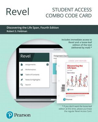 Revel for Discovering the Life Span -- Combo Access Card - Feldman, Robert