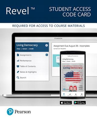 Revel for Living Democracy, 2016 Presidential Election -- Access Card - Shea, Daniel M