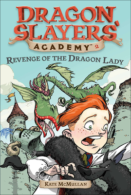Revenge of the Dragon Lady - McMullan, Kate, and Gilpin, Stephen