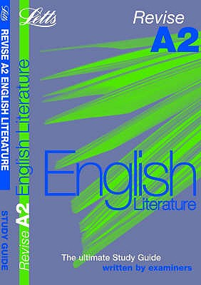Revise A2 English Literature - Letts Educational