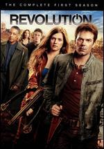 Revolution: The Complete First Season [5 Discs]