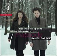 Rhapsody: Ravel, Bartók -