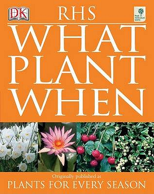 RHS What Plant When - Page, Martin