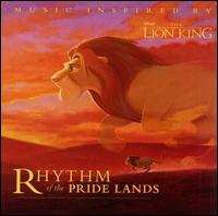 Rhythm of the Pride Lands: Music Inspired by The Lion King - Lebo M.