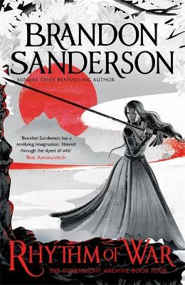 Rhythm of War - Sanderson, Brandon