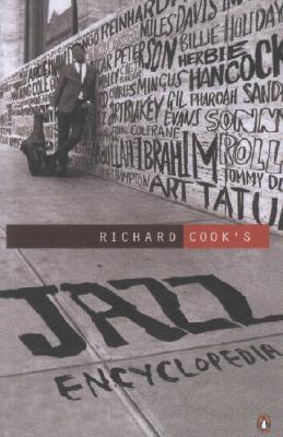 Richard Cook's Jazz Encyclopedia - Cook, Richard, Professor