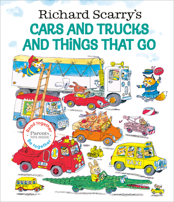 Richard Scarry's Cars and Trucks and Things That Go: Read Together Edition - Scarry, Richard