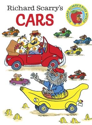 Richard Scarry's Cars - Scarry, Richard