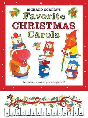 Richard Scarry's Favorite Christmas Carols - Scarry, Richard