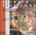 Richard Stolzman Plays Jeffrey Nytch, Margaret Brouwer, M.B. Nelson, W.T. McKinley