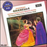 Richard Strauss: Arabella - Anton Dermota (vocals); Eberhard Wächter (vocals); Fritz Sengl (vocals); George London (vocals); Harald Proglhoff (vocals);...