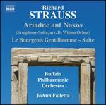Richard Strauss: Ariadne auf Naxos (Symphony-Suite); Le Bourgeois Gentilhomme - Suite
