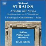 Richard Strauss: Ariadne auf Naxos (Symphony-Suite); Le Bourgeois Gentilhomme - Suite