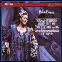 Richard Strauss: Ariadne auf Naxos - Andreas Conrad (tenor); Egbert Junghanns (vocals); Eva Lind (soprano); Jessye Norman (soprano); Julie Kaufmann (soprano);...