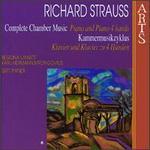 Richard Strauss: Complete Chamber Music, Vol. 8 - Begona Uriarte (piano); Gitti Pirner (piano); Karl-Hermann Mrongovius (piano)