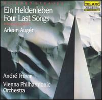 Richard Strauss: Ein Heldenleben; Vier letzte Lieder - Arleen Augér (soprano); Rainer Kuchl (violin); Vienna Philharmonic Orchestra; André Previn (conductor)