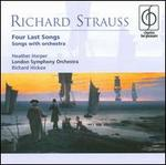 Richard Strauss: Four Last Songs; Songs with Orchestra