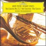 Richard Strauss: Horn Concertos Nos. 1 & 2; Duet-Concertino; Oboe Concerto