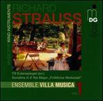 Richard Strauss: Music for Wind Instruments, Vol. 1