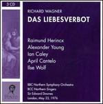 Richard Wagner: Das Liebesverbot