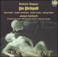 Richard Wagner: Das Rheingold - Elisabeth Schartel (vocals); Georgine von Milinkovic (vocals); Gustav Neidlinger (vocals); Hans Hotter (vocals);...