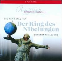 Richard Wagner: Der Ring des Nibelungen - Albert Dohmen (vocals); Andrew Shore (vocals); Anna Gabler (vocals); Annette Küttenbaum (vocals); Arnold Bezuyen (vocals);...