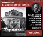 Richard Wagner: Die Meistersinger von Nürnberg (Bayreuth, 1957)
