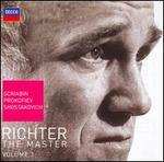 Richter the Master, Vol. 3: Scriabin, Prokofiev, Shostakovich