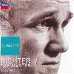 Richter the Master, Vol. 5: Schubert