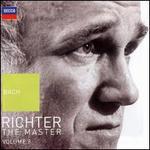 Richter the Master, Vol. 8: Bach