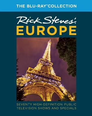Rick Steves' Europe the Blu-Ray Collection - Steves, Rick
