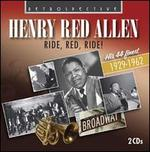 Ride, Red, Ride! His 44 Finest 1929-1962