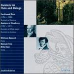 Ries/Romberg: Quintets For Flute And Strings