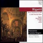Rigatti: 1640 Venetian Mass