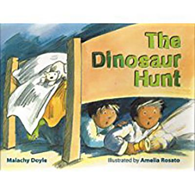 Rigby Literacy: The Student Reader Grade 1 (Level 11) Dinosaur Hunt - Rigby