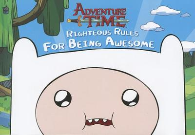 Righteous Rules for Being Awesome - Black, Jake