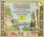 Rimsky-Korsakov: 3 Symphonies; Capriccio espagnol; Russian Easter Overture