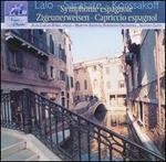 Rimsky-Korsakov: Capriccio espagnol; Lalo: Symphonie espagnole; Korssakoff: Zigeunerweisen