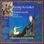 Rimsky-Korsakov for Piano Duo: Scheherazade; Antar; Neapolitan Song