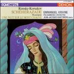 Rimsky-Korsakov: Sch�h�razade/Musorgsky: Une Nuit Sur le Mont Chauve