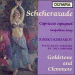 Rimsky-Korsakov: Scheherazade/Capriccio Espagnole/Neapolitan song
