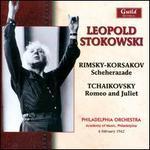 Rimsky-Korsakov: Scheherazade; Tchaikovsky: Romeo and Juliet