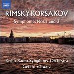 Rimsky-Korsakov: Symphonies Nos. 1 & 3