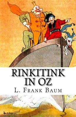 Rinkitink in Oz - Baum, L Frank