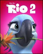 Rio 2 [2 Discs] [Includes Digital Copy] [Blu-ray/DVD]