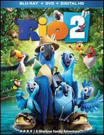 Rio 2 [Blu-ray/DVD] - Carlos Saldanha
